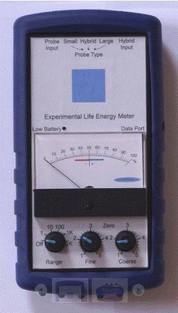 medidor de energía vital