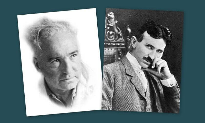 Reich y Tesla